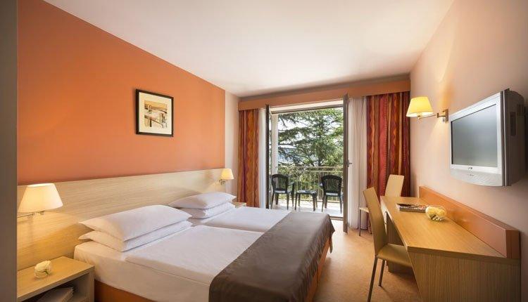 Hotel Lucija - 2-persoonskamer met balkon