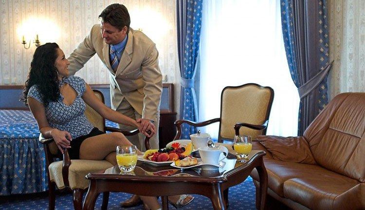 Hotel Grad Mokrice - 2-persoonskamer