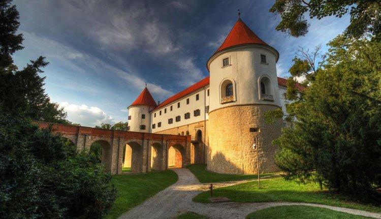 Hotel Grad Mokrice - Slovenië
