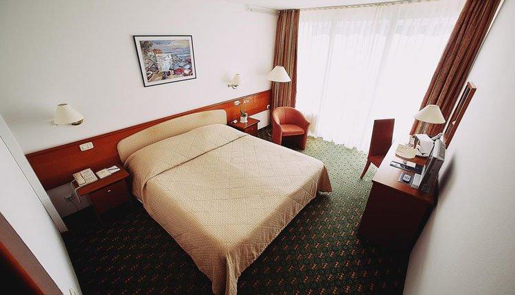 Hotel Histrion - 2-persoonskamer havenzicht