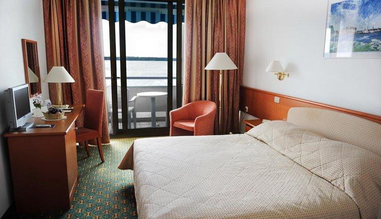 Hotel Histrion - 2-persoonskamer zeezicht