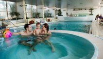 Hotel Histrion - heerlijke zwembaden