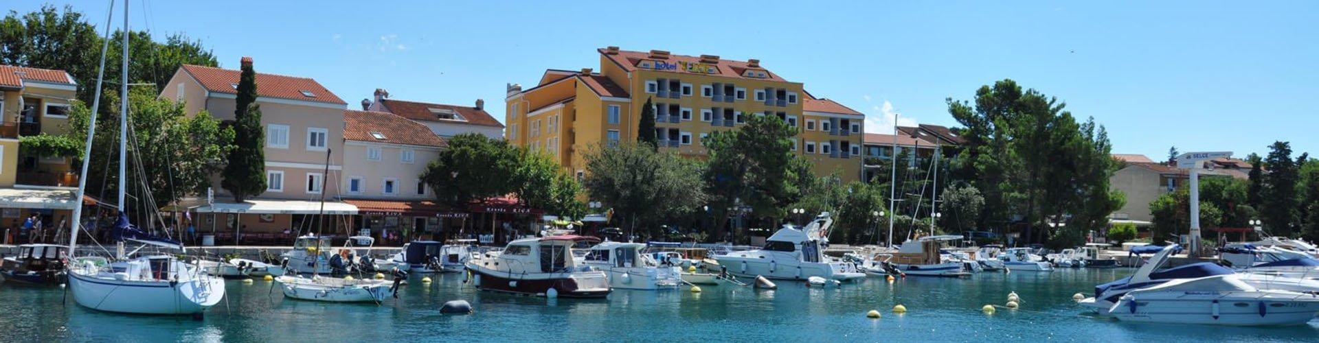 Hotel Selce - Kroatië