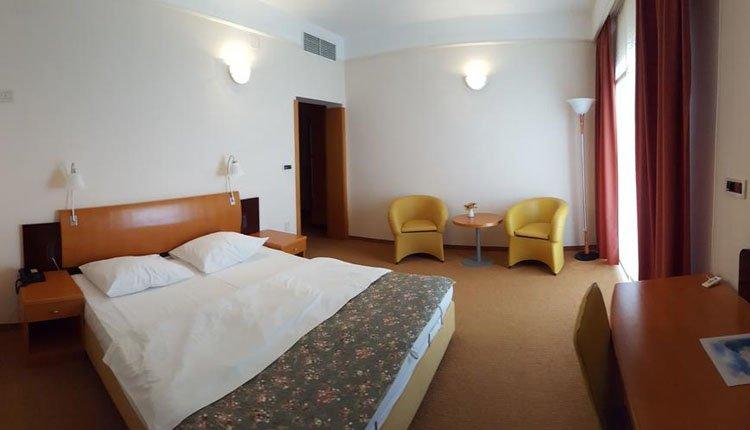 Hotel Marina - 2-persoonskamer parkzicht