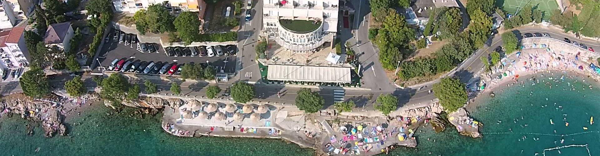 Banner Hotel Marina, Kroatië