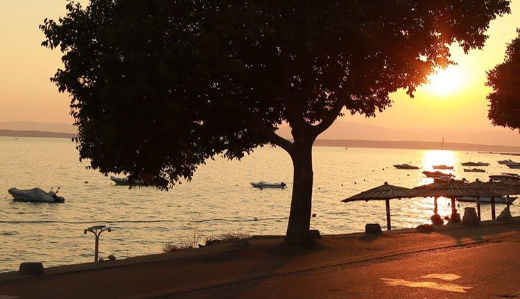 Hotel Marina - strand