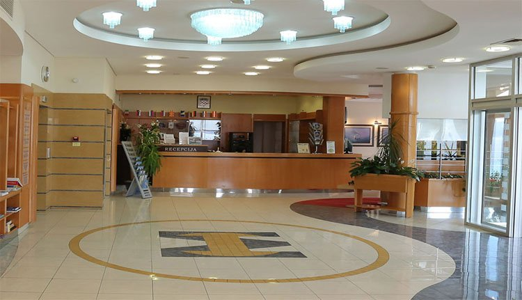 Hotel Marina - receptie
