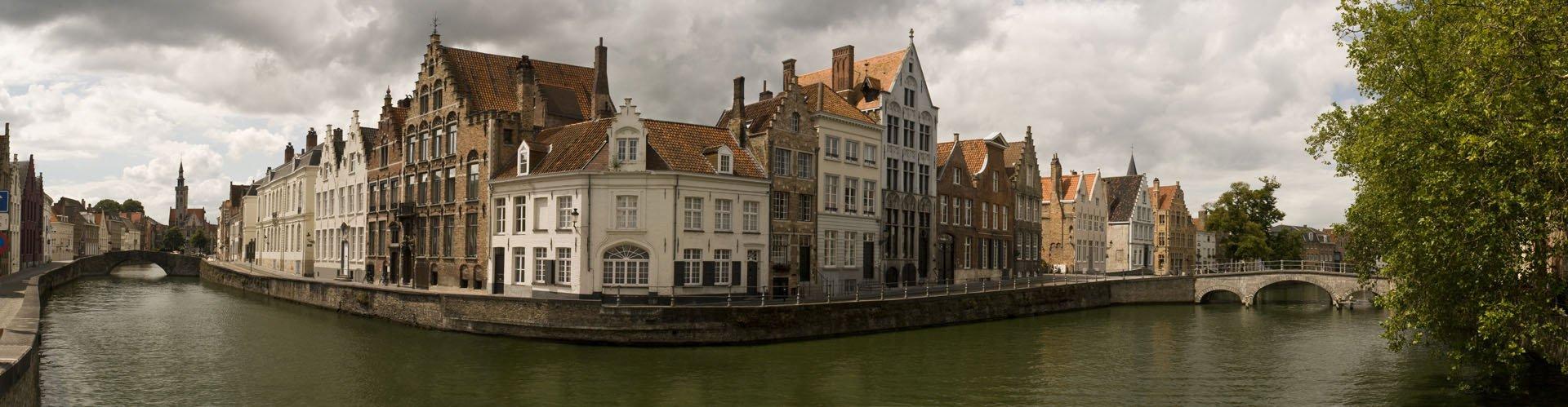 Banner Belgie - Brugge
