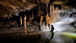 België - Grotten van Han