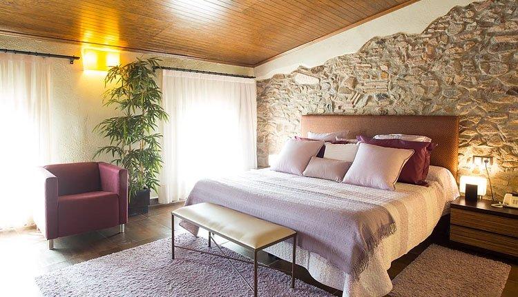 Hotel Cal Barber - 2-persoonskamer Superior Lisiantum