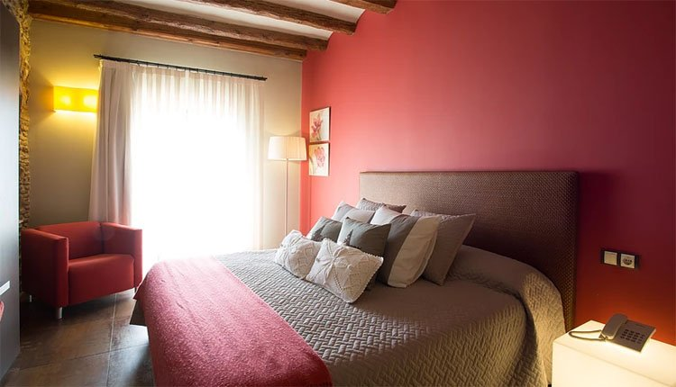 Hotel Cal Barber - 2-persoonskamer Superior Amaranta