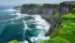 Ierland - Kliffen van Moher