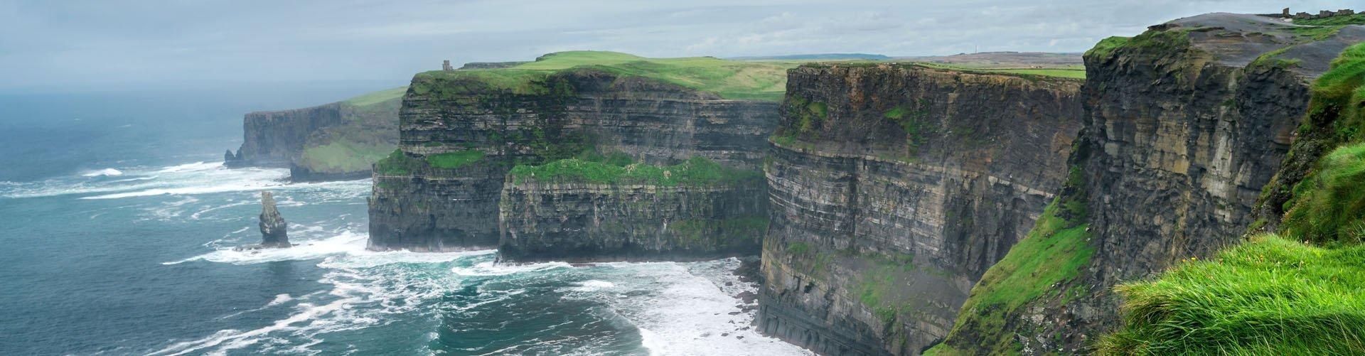 Banner Ierland