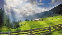 Oostenrijk kent vele lieflijke dorpjes
