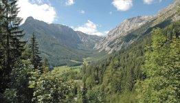 De overweldigende natuur van Oostenrijk