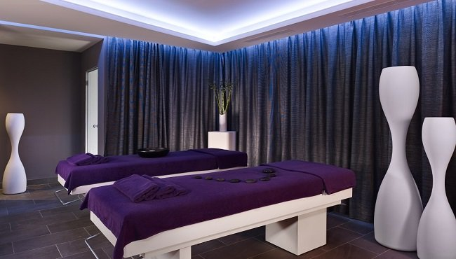 Laat u heerlijk masseren in de Spa van Hotel Park Plaza Belvedere