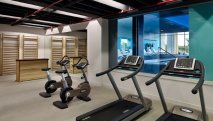 Hotel Park Plaza Belvedere - fitness