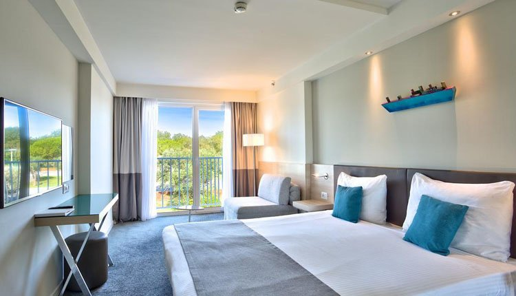 Hotel Park Plaza Belvedere - 2-persoonskamer standaard