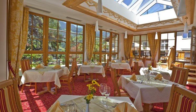 Hotel Alte Post - genieten in het restaurant