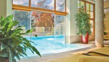 De wellnessbaden bij Hotel Alte Post