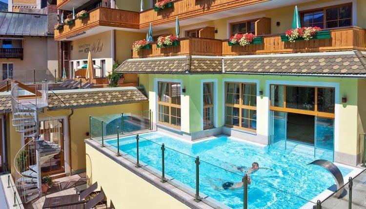 Hotel Alte Post - zwembad