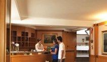 Een vriendelijk ontvangst bij Hotel Miralago