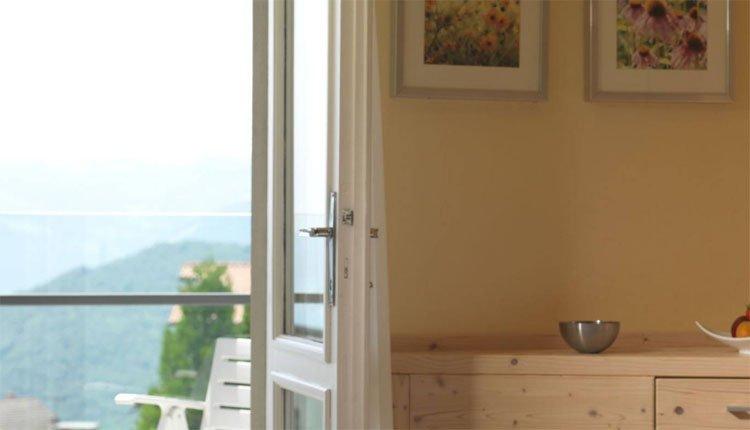Hotel Miralago - 2-persoonskamer balkon meerzicht, genieten van het uitzicht