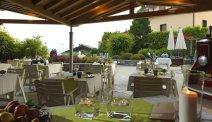 Hotel Miralago - restaurant met terras