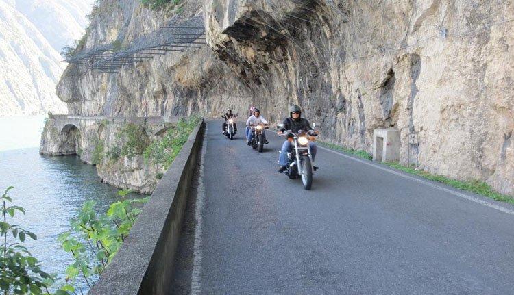 Hotel Miralago - ideaal gebied voor motorrondreizen