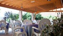 Hotel Al MIlano - terras