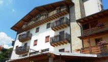 Hotel Al MIlano - gevel