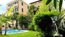 Hotel Parma e Oriente - heerlijk zwembad met ontspannende tuin