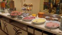 Bij Hotel Parma e Oriente start u de dag met een heerlijk ontbijtbuffet
