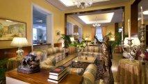 Hotel Parma e Oriente - lounge