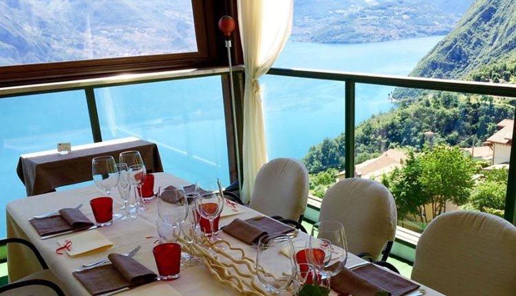 Hotel Panoramico met panoramisch restaurant