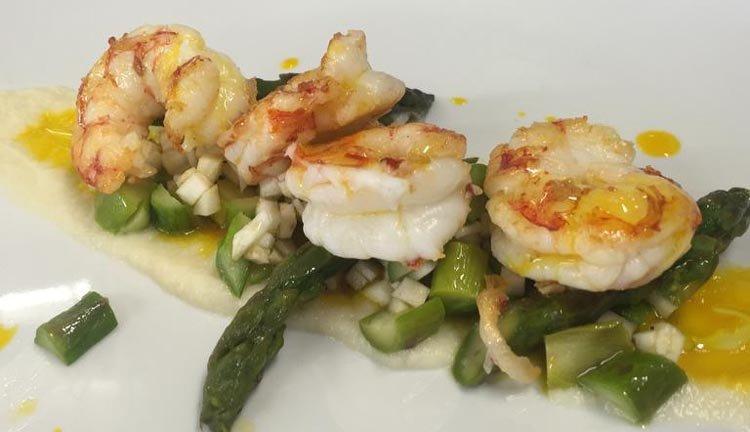 Genieten van zalige gerechten bij Hotel Panoramico