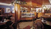 De bar van Hotel Seppi