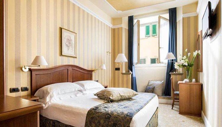 Hotel Silla heeft aangename Comfort-kamers