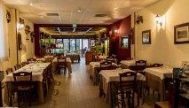 Het restaurant van Hotel La Vela