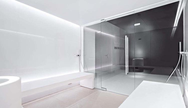 Hotel Tiferno beschikt over een sauna om lekker te ontspannen