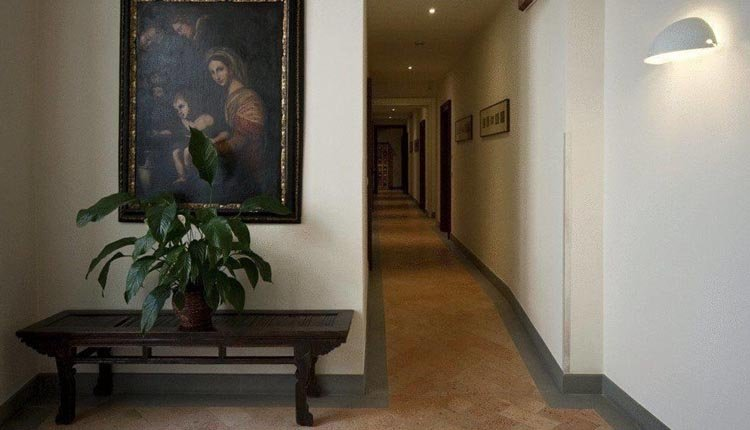 Hotel Tiferno is sfeervol ingericht