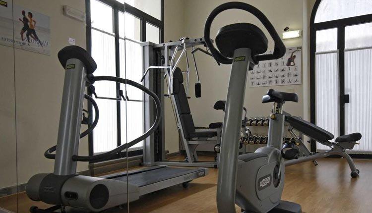 Hotel Tiferno biedt fitnessmogelijkheden