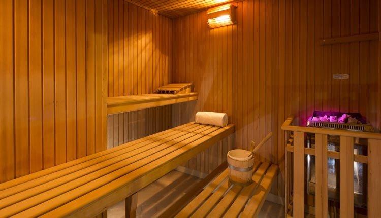 Heerlijk ontspannen in de relaxruimte van Hotel Alexia Palace