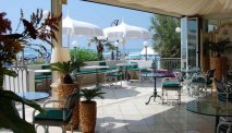 Hotel Montecarlo - terras