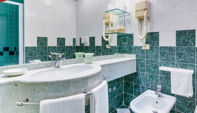 Hotel Montecarlo - 2-persoonskamer Classic