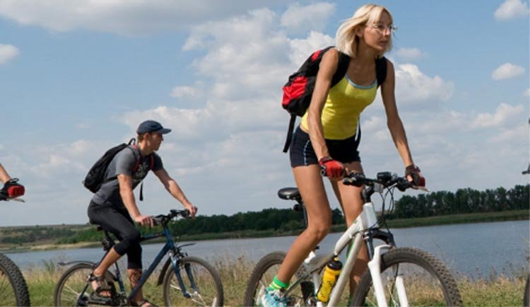 Reserveer een fietsexcursie bij Hotel Montecarlo