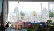 Hotel Il Continental heeft leuke voorzieningen voor kinderen