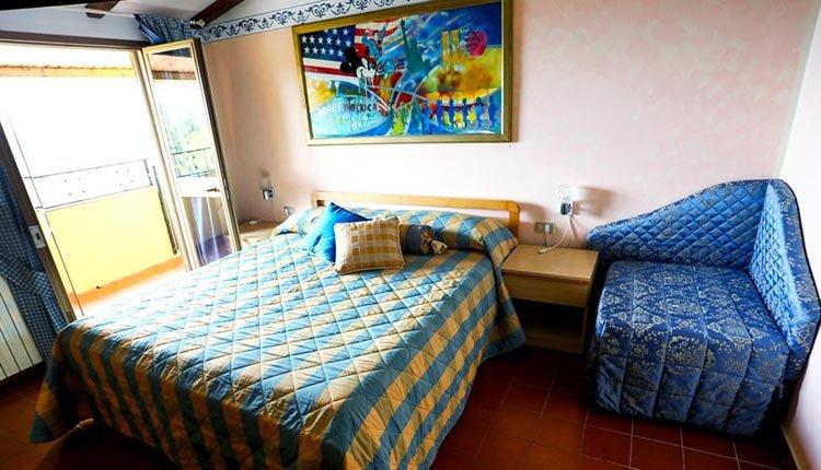 Hotel Belvedere biedt comfortabele kamers
