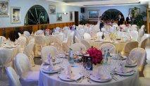 In het restaurant van Hotel Belvedere kunt u heerlijk eten