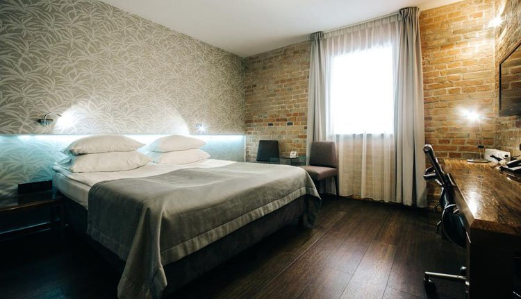 Hotel Grand Cru - 2-persoonskamer